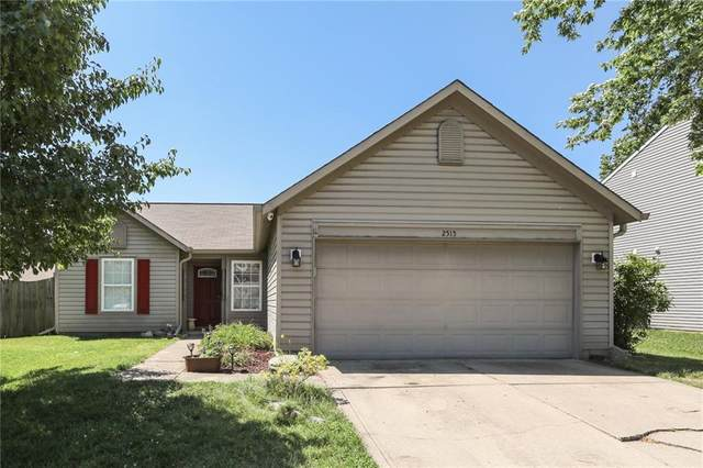 2515 Bristlecone Drive, Indianapolis, IN 46217 (MLS #21722724) :: Mike Price Realty Team - RE/MAX Centerstone