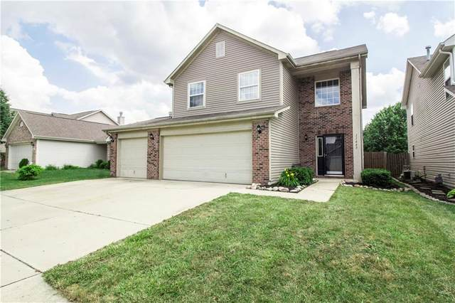11447 Seabiscuit Drive, Noblesville, IN 46060 (MLS #21722733) :: The Indy Property Source
