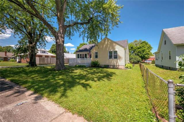 104 Worman Street, Indianapolis, IN 46227 (MLS #21722735) :: Mike Price Realty Team - RE/MAX Centerstone
