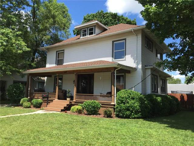 1103 California Street, Columbus, IN 47201 (MLS #21722738) :: Mike Price Realty Team - RE/MAX Centerstone