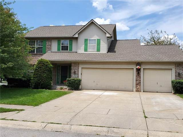 12614 Geist Cove Drive, Indianapolis, IN 46236 (MLS #21722763) :: The Evelo Team