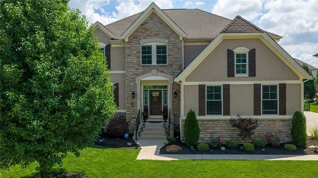 13239 Carmichael Lane, Carmel, IN 46074 (MLS #21722771) :: The Indy Property Source