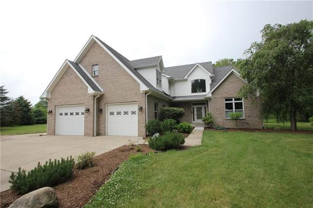 10831 N 900 E, Brownsburg, IN 46112 (MLS #21722775) :: The Indy Property Source