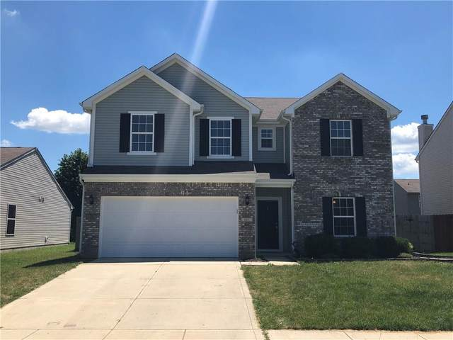 661 Grassy Bend Drive, Greenwood, IN 46143 (MLS #21722790) :: The Indy Property Source