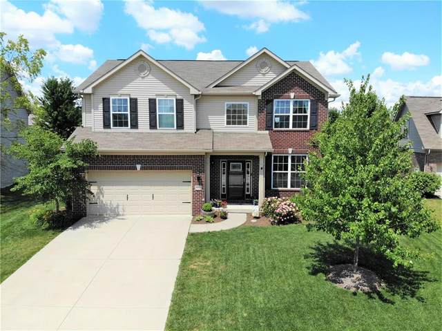 5587 Somerset Boulevard, Bargersville, IN 46106 (MLS #21722795) :: The Indy Property Source