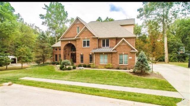 2416 River Birch Drive, Avon, IN 46123 (MLS #21722805) :: The Indy Property Source