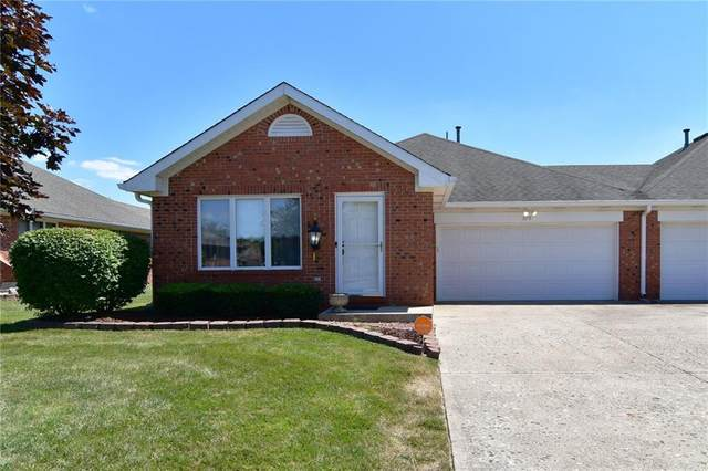 379 Vinewood Drive #46, Brownsburg, IN 46112 (MLS #21722823) :: The Indy Property Source