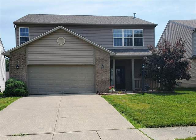 12233 Rambling Road, Fishers, IN 46037 (MLS #21722824) :: The Indy Property Source