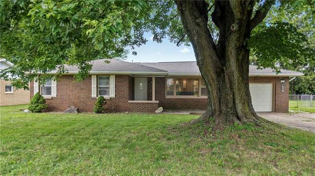 4715 Southview Drive, Anderson, IN 46013 (MLS #21722849) :: AR/haus Group Realty