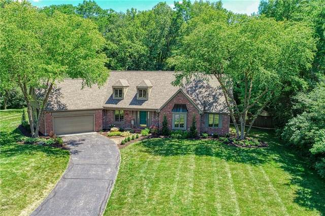 11500 Valley Meadow Drive, Zionsville, IN 46077 (MLS #21722856) :: Anthony Robinson & AMR Real Estate Group LLC