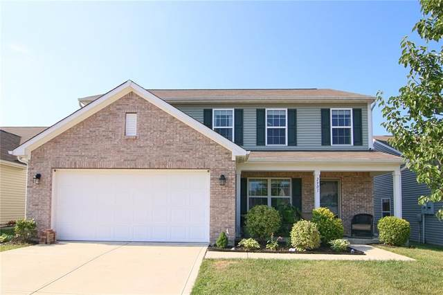 2901 W Hawanian Lane, Monrovia, IN 46157 (MLS #21722863) :: Anthony Robinson & AMR Real Estate Group LLC