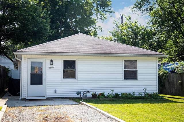 3809 S Walcott Street, Indianapolis, IN 46227 (MLS #21722882) :: The Indy Property Source