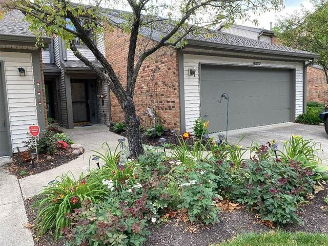 11337 Leander Lane, Indianapolis, IN 46236 (MLS #21722886) :: David Brenton's Team