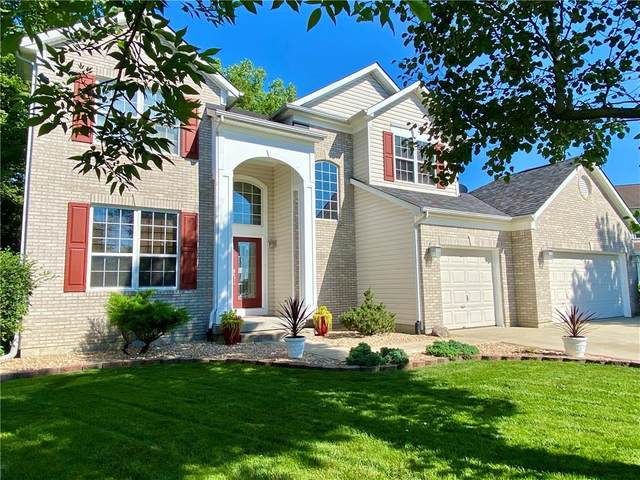 5233 Potomac Lane, Greenwood, IN 46142 (MLS #21722894) :: The Indy Property Source