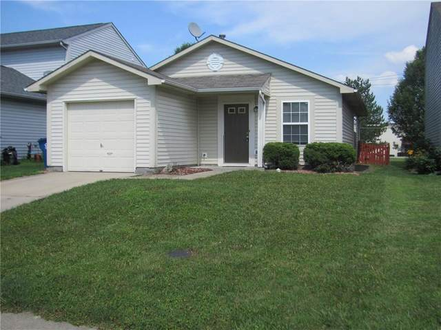1231 Country Creek Court, Indianapolis, IN 46234 (MLS #21722913) :: Richwine Elite Group