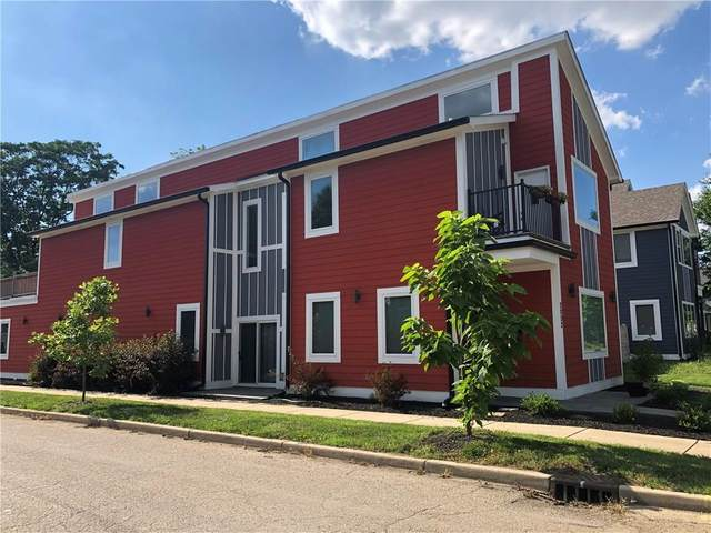 2002 Carrollton Avenue, Indianapolis, IN 46202 (MLS #21722918) :: Richwine Elite Group