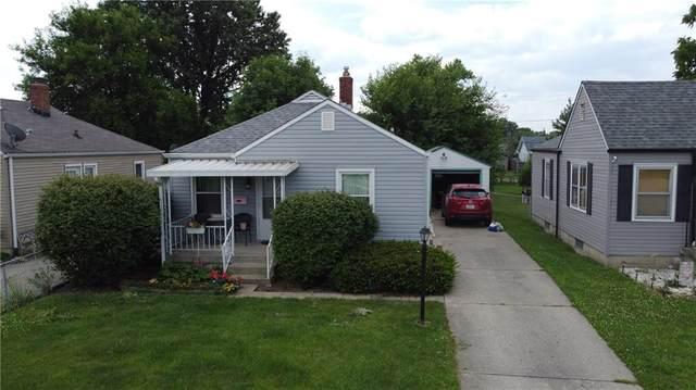 1743 E Legrande Avenue, Indianapolis, IN 46203 (MLS #21722923) :: David Brenton's Team