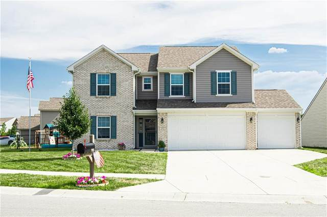 915 Beal Way, Indianapolis, IN 46217 (MLS #21722926) :: Mike Price Realty Team - RE/MAX Centerstone