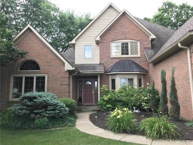 5402 Purple Lilac Circle, Indianapolis, IN 46254 (MLS #21722946) :: The Indy Property Source