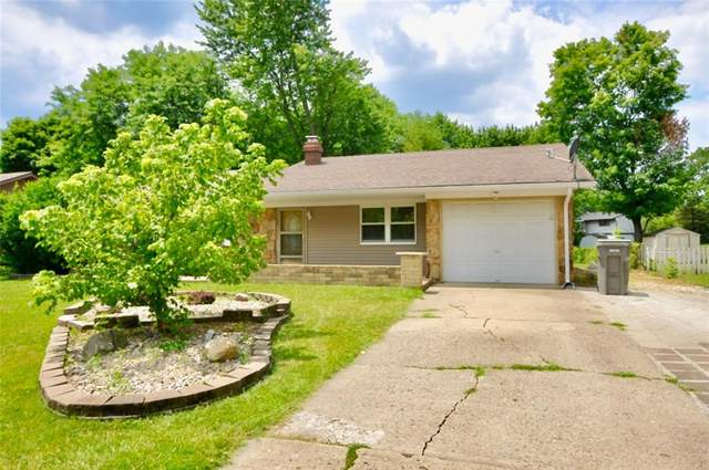 7428 Hearthstone Way, Indianapolis, IN 46227 (MLS #21722950) :: Mike Price Realty Team - RE/MAX Centerstone