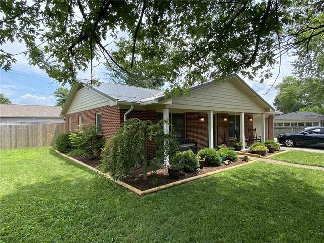 445 S Scotty Drive, Brownstown, IN 47220 (MLS #21722951) :: The Evelo Team