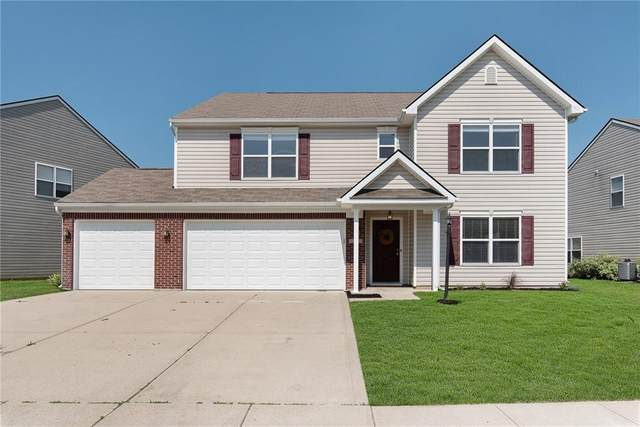 12682 Old Pond Road, Noblesville, IN 46060 (MLS #21722955) :: The Evelo Team