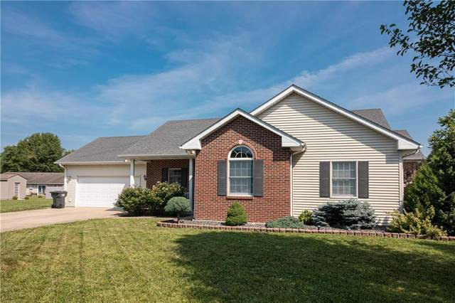 122 Michael Street, Versailles, IN 47042 (MLS #21722959) :: Anthony Robinson & AMR Real Estate Group LLC