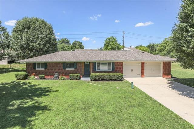 2650 Preddy Drive, Indianapolis, IN 46227 (MLS #21722965) :: Mike Price Realty Team - RE/MAX Centerstone