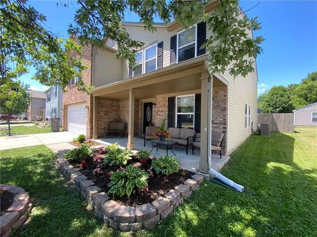 3210 Pavetto Lane, Indianapolis, IN 46203 (MLS #21722975) :: Anthony Robinson & AMR Real Estate Group LLC