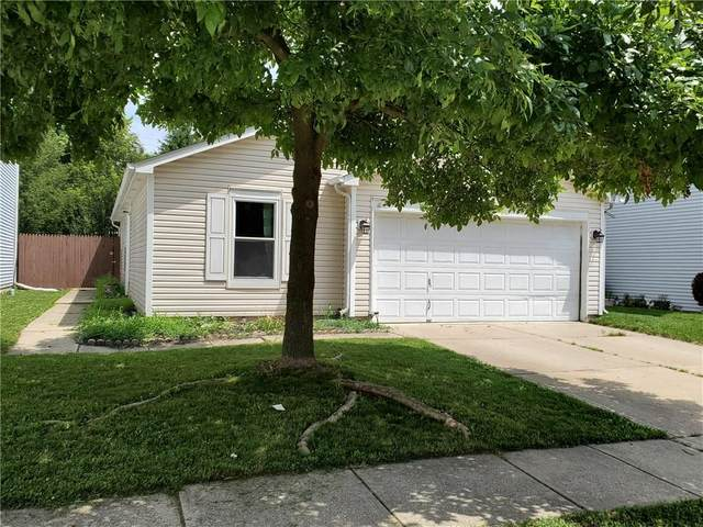 2804 Redland Lane, Indianapolis, IN 46217 (MLS #21722983) :: Mike Price Realty Team - RE/MAX Centerstone