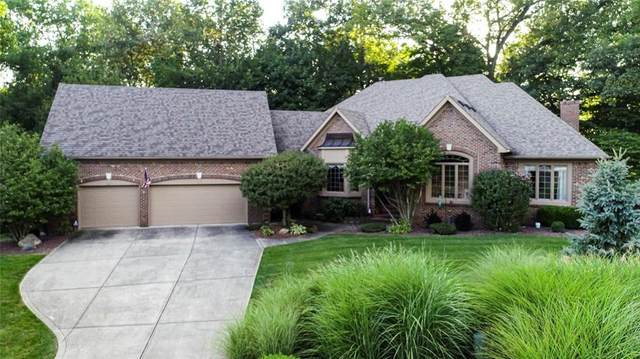 219 Winterhaven Drive, Anderson, IN 46011 (MLS #21722989) :: The Indy Property Source