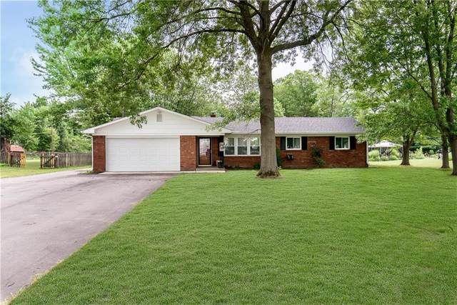1366 N Mill Creek Road, Noblesville, IN 46062 (MLS #21722993) :: The Evelo Team