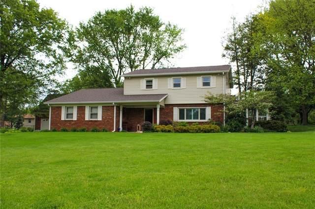 3706 E Carol Lane, Mooresville, IN 46158 (MLS #21722997) :: Richwine Elite Group