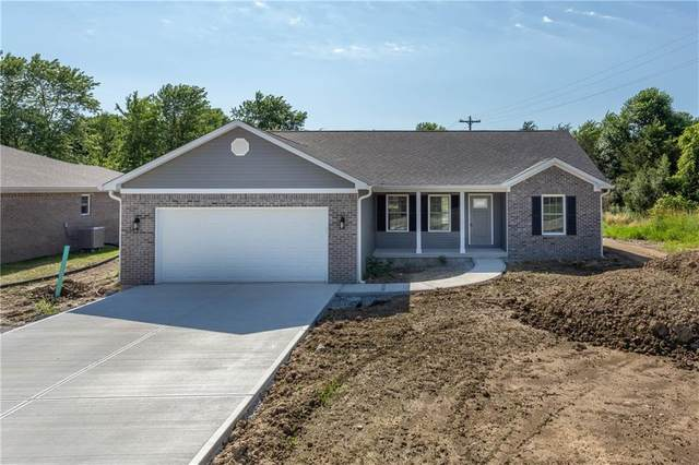 389 Gettysburg, Coatesville, IN 46121 (MLS #21722998) :: Anthony Robinson & AMR Real Estate Group LLC