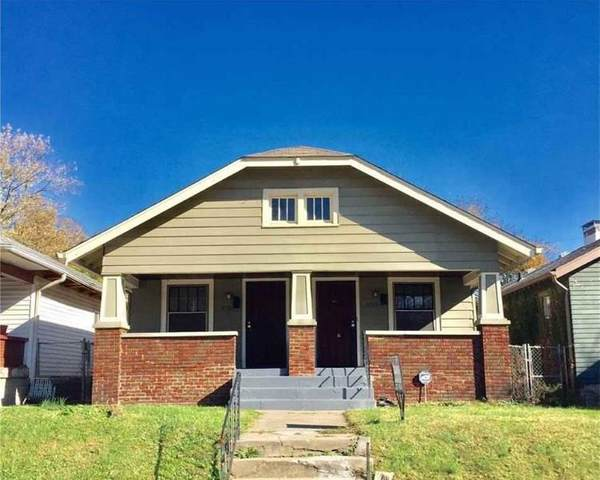 3707 N Capitol Avenue, Indianapolis, IN 46208 (MLS #21723002) :: The Evelo Team