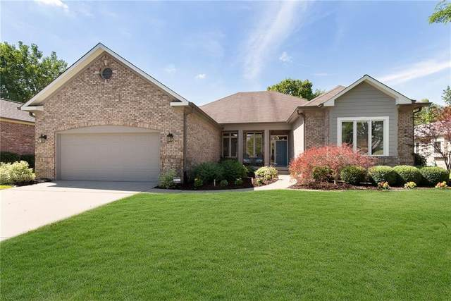 7327 Catboat Court, Fishers, IN 46038 (MLS #21723016) :: Mike Price Realty Team - RE/MAX Centerstone
