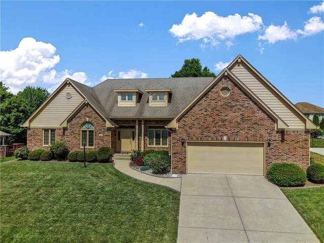 1024 Hudson Bay Drive, Greenwood, IN 46142 (MLS #21723018) :: Mike Price Realty Team - RE/MAX Centerstone