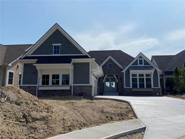 19937 Hampton Park Drive, Westfield, IN 46074 (MLS #21723028) :: Anthony Robinson & AMR Real Estate Group LLC