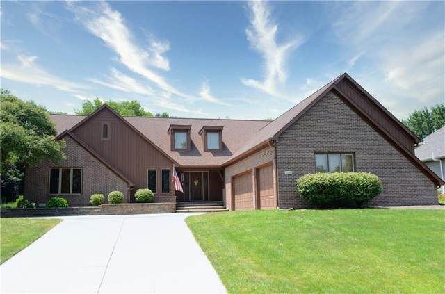 21142 Carrigan Crossing, Noblesville, IN 46062 (MLS #21723034) :: The Evelo Team