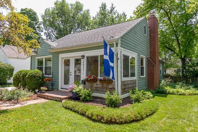 2631 Dell Zell Drive, Indianapolis, IN 46220 (MLS #21723035) :: The Indy Property Source