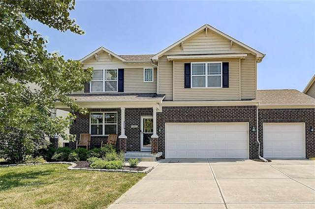 6207 N Woods Edge Drive, Mccordsville, IN 46055 (MLS #21723056) :: Anthony Robinson & AMR Real Estate Group LLC