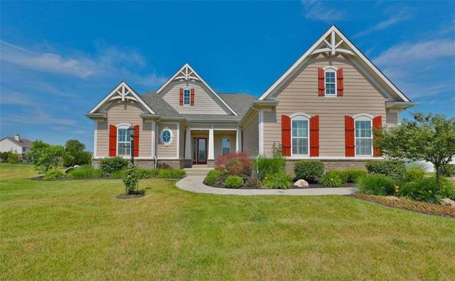 13935 Amber Meadow, Fishers, IN 46038 (MLS #21723064) :: Anthony Robinson & AMR Real Estate Group LLC