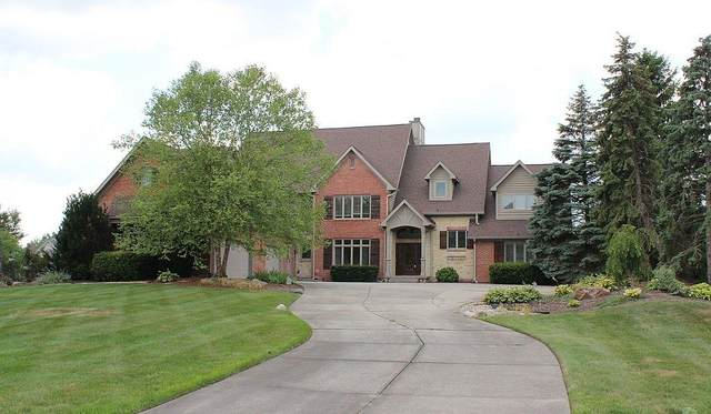 9959 Summerlakes Drive, Carmel, IN 46032 (MLS #21723091) :: Anthony Robinson & AMR Real Estate Group LLC