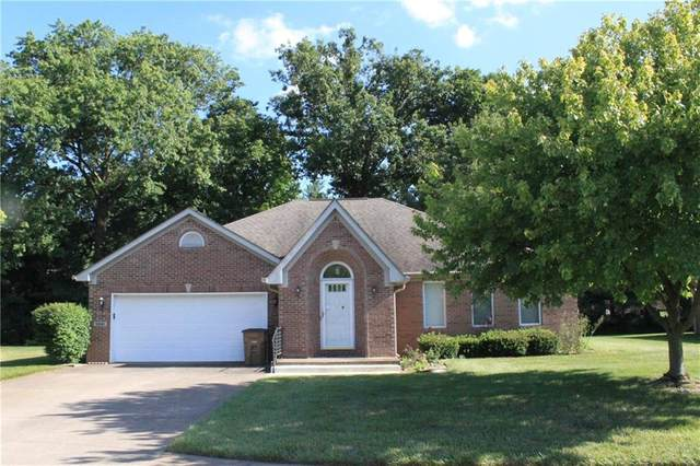 5041 Countess Drive, Columbus, IN 47203 (MLS #21723092) :: The Indy Property Source
