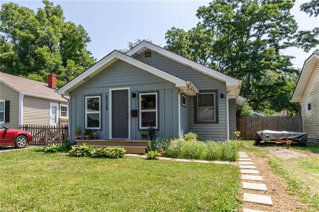 5139 N Primrose Avenue, Indianapolis, IN 46205 (MLS #21723099) :: The Indy Property Source