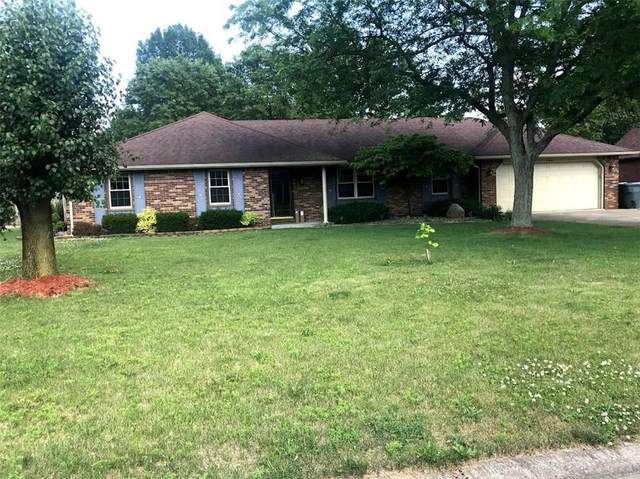 108 S Lansdown Way, Anderson, IN 46012 (MLS #21723113) :: The Indy Property Source