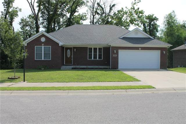 1764 Creek Lane, Seymour, IN 47274 (MLS #21723117) :: Heard Real Estate Team | eXp Realty, LLC