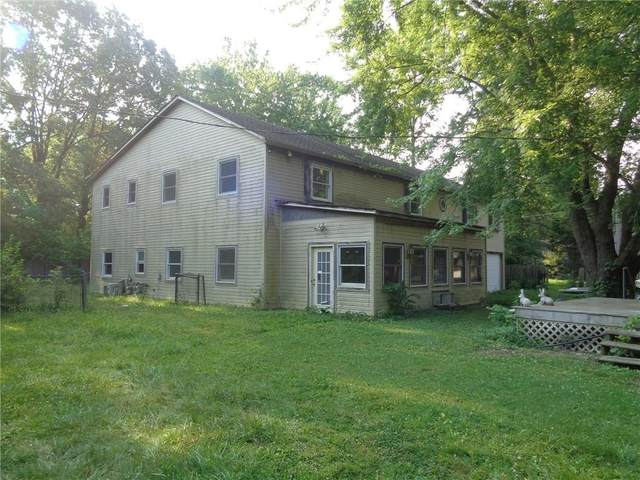 1019 Janet Drive, Greenwood, IN 46142 (MLS #21723119) :: The Indy Property Source