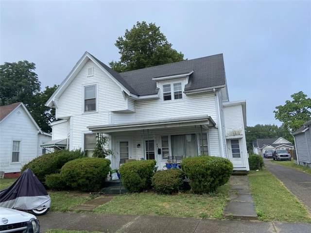 843 S Tompkins Street, Shelbyville, IN 46176 (MLS #21723135) :: Richwine Elite Group