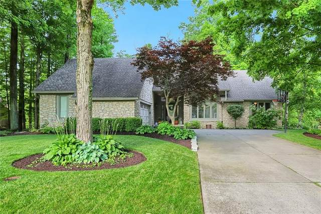 8312 Reef Court, Indianapolis, IN 46236 (MLS #21723136) :: Anthony Robinson & AMR Real Estate Group LLC